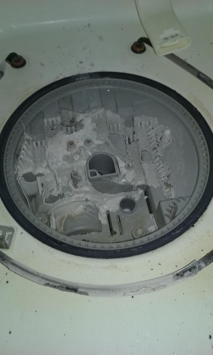DishwasherCalcium